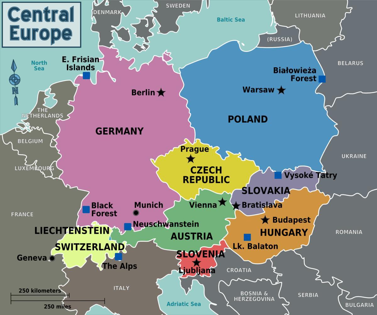 Crna Suma Svicarskoj Mapu Mapu Za Crne Sume Svicarskoj Zapadne